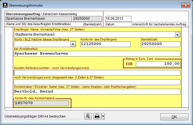 Kontenverwaltung Betreuungde Software Für Rechtliche Betreuung