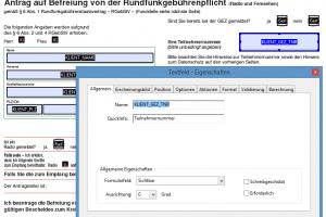 |#fa fa-file-pdf-o#| Feldname bei der Bearbeitung eines ausfüllbaren Formulars