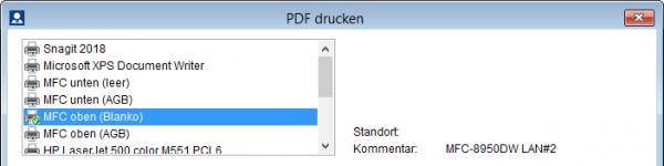 Ab sofort für PDF-Dateien möglich: voller Druck-Komfort auch ohne zusätzliche PDF-Programme